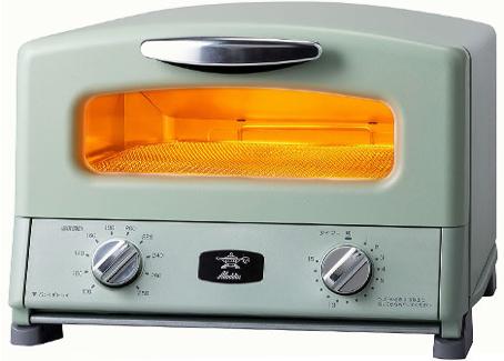 グラファイト グリル トースター