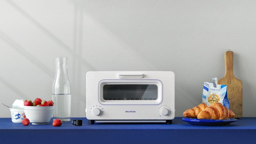 BALMUDA The Toaster K01E-WB