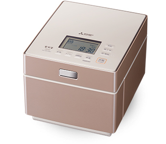 NJ-XS108J-P 炊飯器 備長炭 炭炊釜