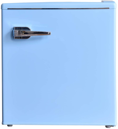 レトロ冷蔵庫 48L コンパクト