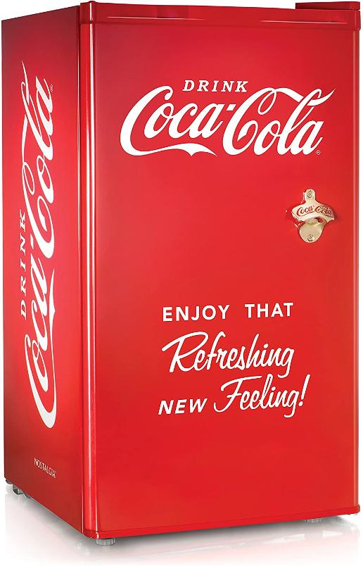 コカ・コーラ コンパクト冷蔵庫