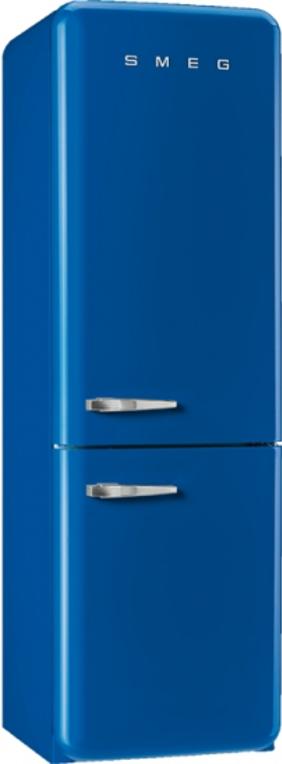 2ドア冷凍冷蔵庫304L/SMEG