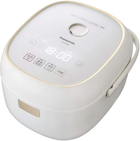3.5合炊飯器 IH式SR-KT068-W