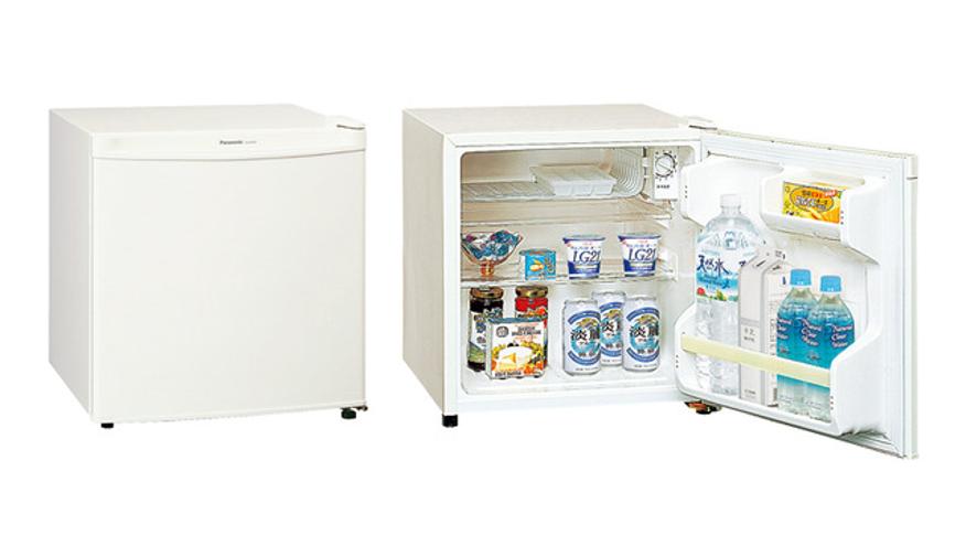 45L パーソナルノンフロン冷蔵庫(直冷式) NR-A50W