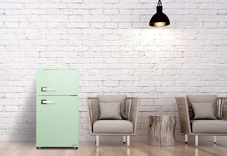 85L 2ドア小型冷蔵庫